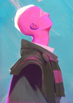 Victor Mosquera — Heeey! I made it to the cover of the new 2D artist...