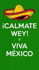 Calmate wey