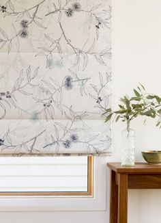 Simple & beautiful blinds by Ink & Spindle