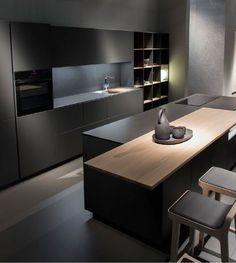 Decoración de cocinas: madera