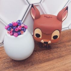 Bambi + Little Blooming Wonder = our heaven :)