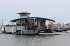 Floating Restaurant, Lakes Entrance, Vic