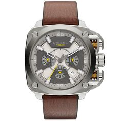 Ρολόι Diesel Bamf Square Brown Leather Strap - See more at: http://www.e-jewels.gr/e-shop/rologia/%CE%A1%CE%BF%CE%BB%CF%8C%CE%B9-Diesel-Bamf-Square-Brown-Leather-Strap-detail.html#sthash.TD5y0dEI.dpuf