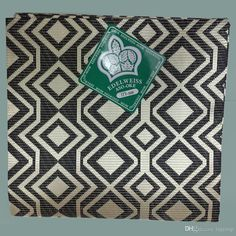 Black&white Plain Design Aso Oke Fabric, Head Gear,aso-oke Nigeria Head Tie…