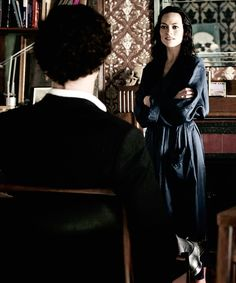 It was not that he felt any emotion akin to love for Irene Adler. All emotions, and that one particularly, were abhorrent to his cold, precise but admirably balanced mind.
