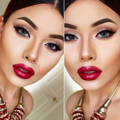 "Amazing work!! by @forever_franco @forever_franco you can re-create this look with #Eyelashi ""SEDUCER"" #mink #lashes #falsies #fashionista #fun #eyelashes #mua #talented @brian_champagne @kevyaucoin @anastasiabeverlyhills @myvidalux @maccosmetics www.eyelashi.com"