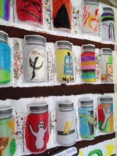 Our classes dream jars