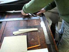 Flip Top Box - Part 3 Cut Top, Begin to Cover