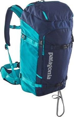 Patagonia Snow Drifter Pack - 40L Navy Blue Epic Blue L Outdoor Gear aa1f5c9f49ed5