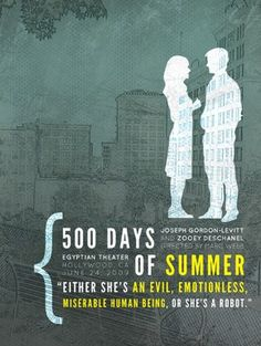 500  days of Summer - Win #SummerLove #Movies by going here: http://pinterest.com/pin/384354149419022677/