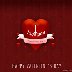 50 Best Valentines Day Designs for your Inspiration | Read full article: http://webneel.com/50-best-valentines-day-designs-your-inspiration | more http://webneel.com/digital-art | Follow us www.pinterest.com/webneel