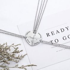 Personalized gifts for women, personalized name necklace , personalize birthstone necklace, silver necklace for women, personalized gifts for her, personalized gift ideas Free delivery worldwide 🌐 #personalizedgifts Beautiful Gifts For Her, Great Gifts For Women, Christmas Gifts For Women, Birthday Gifts For Women, Gifts For Wife, Friendship Necklaces, Friendship Gifts, Engraved Necklace, Personalized Necklace