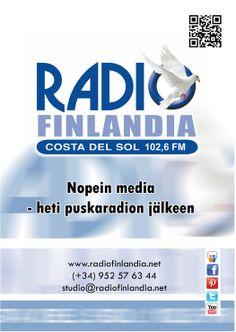 #radiofinlandia #Aurinkorannikko #media