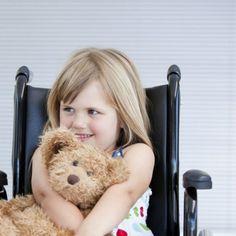 Pour ma fille handicapée