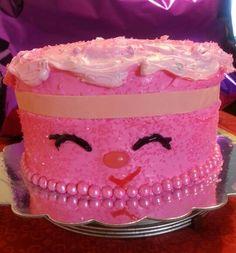Shopkins cake #shopkins