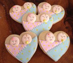 Twins (Heart Cookie Cutter)