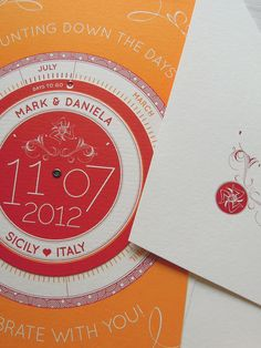 if i was going to a destination wedding in italy, i'd count down the days too