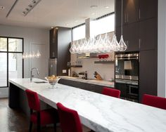 Modern Kitchen Lighting Design, Pictures, Remodel, Decor and Ideas - page 2