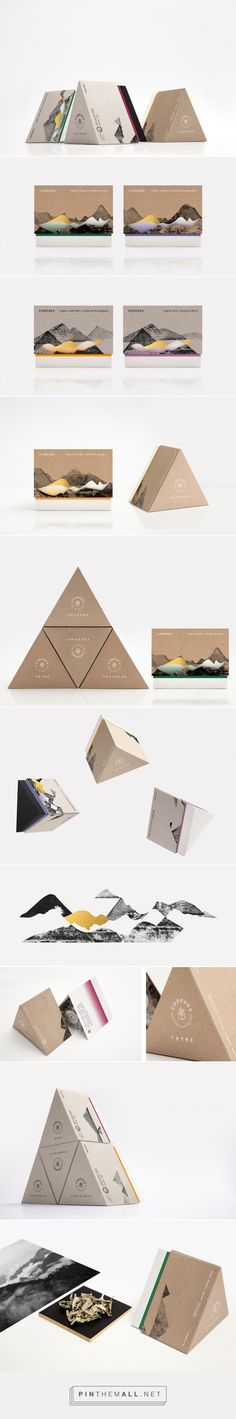 Corphes organic products packaging design by Luminous Design Group - http://www.packagingoftheworld.com/2017/03/corphes-packaging.html