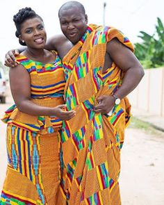 Couples Kente Styles Attires for 2018 To Try this In Braids   #kente #african #africanprint #africanfashion #africanstyle #ankarastyles #ankaracollections #celebrities #dress
