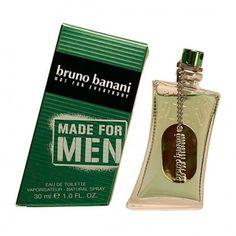 Bruno Banani - MADE FOR MEN edt vaporizador 30 ml http://www.storesupreme.com/en/perfumes-for-men/9103-made-for-men-edt-vaporizador-30-ml.html