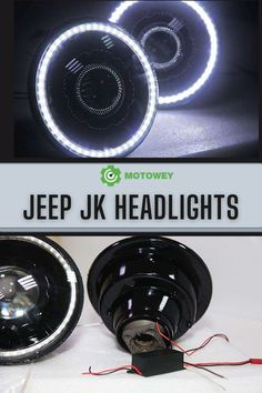 The head lamps have the projector lens and the light will be well focused. And it can provide much more energy saving driving condition. Easy installation (Professional installation recommended) LED will stay cool situation and longer life span with NONE color fading Make sure it is intact before you sign. Otherwise, there will not be warranty against the transportation Jeep Jk, Jeep Wrangler Jk, Projector Lens, Led Headlights, Save Energy, Transportation, Lamps, Sign