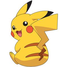 Pikachu ❤ liked on Polyvore featuring pokemon, anime, characters and fillers