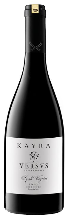 VERSVS - Syrah BY KAYRA - Turkish Wine