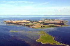 Flexboligaftalen i Holbæk Kommune skal blandt andet sikre, at boliger på Orø bliver lettere at sælge.Arkivfoto: Søren Holmberg