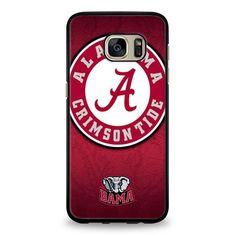 Alabama Crimson Tide Samsung Galaxy S6 Edge Plus Case   yukitacase.com