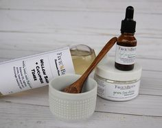 Care for your skin naturally by fivebeesnecessities on Etsy