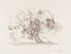 Jean Tinguely 'Chaos I', 1972 © The estate of Jean Tinguely
