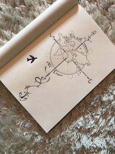 Ideas For Travel Tattoo Designs Dr. Who Ideas For Travel Tattoo Designs Dr. Art Sketches, Art Drawings, Pencil Drawings, Drawing Art, Tattoo Drawings, Tattoo Sketches, Bullet Journal Inspiration, Travel Inspiration, Compass Tattoo