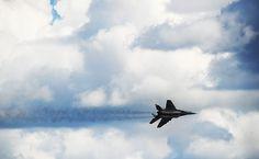#срочно #Политика | Турция заявила о преследовании своих истребителей неопознанным МиГ-29 | http://puggep.com/2015/10/05/tyrciia-zaiavila-o-presledovan/