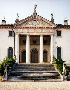 Italian Villa ~ Palladio