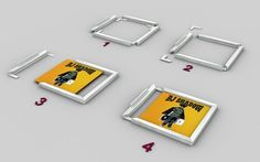 ( ) Baixa Relevancia ( ) Relevante (X) Alta Relevancia / Justificativa: Projeto de design inovador para armazenamento de discos de vinil