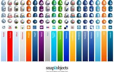 free social media icons mega pack