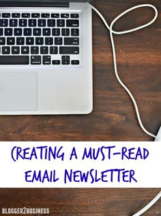 How to create a must-read email newsletter for your blog!