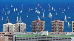 Salida 31 Edición de la Regata ARC 2016 – Mirador de San Nicolás Las Palmas de Gran Canaria – Domingo 20/11/2016 Tocar o desplazar la foto para ver toda la galería Regata ARC 2016, con 224 veleros …