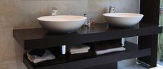Luxury Castello basins and vanity tops