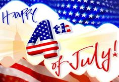 Happy Birthday America............!!