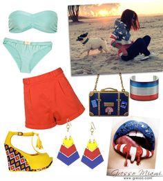stylish 4th of July
