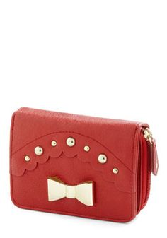 Says It All Wallet, #ModCloth