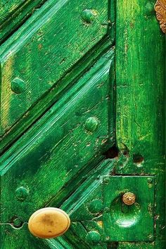 💘💘 Green Door..💘💘