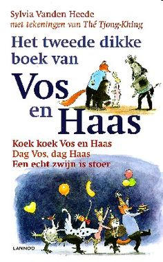 Het tweede dikke boek van Vos en Haas - Sylvia Vanden Heede
