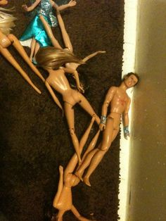 Why are they all naked?