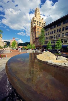 Beautiful Downtown Asheville, North Carolina!