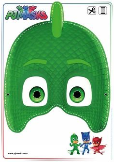Looking for PJ Masks Games & Activities? Print out these Owlette, Gekko, and Catboy masks free! Pj Masks Kostüm, Pj Masks Games, Festa Pj Masks, Pj Masks Printable, Printable Halloween Masks, Free Printables, Pj Masks Birthday Cake, Boy Birthday, Mascaras Pj Masks