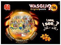Wasgij? #14: Football Madness! (1000)