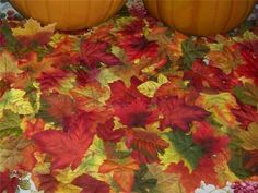 Rayon Leaves